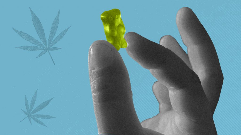 The Benefits CBD Gummies For Young People.